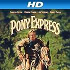 Charlton Heston in Pony Express (1953)