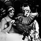 Lon Chaney and Loretta Young in Laugh, Clown, Laugh (1928)
