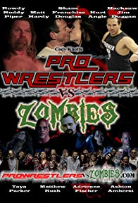 Primary photo for Pro Wrestlers vs Zombies