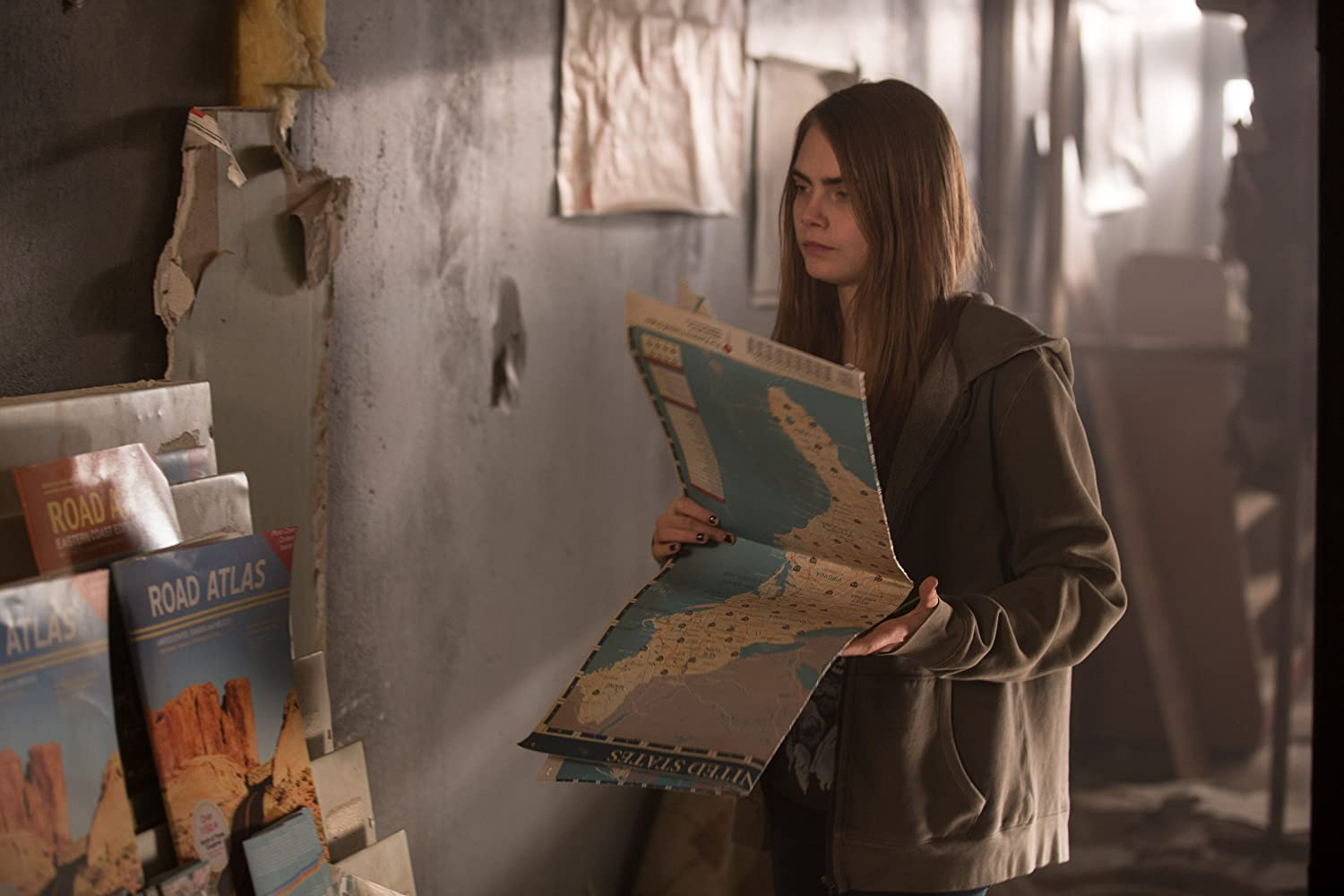 Cara Delevingne in Paper Towns (2015)