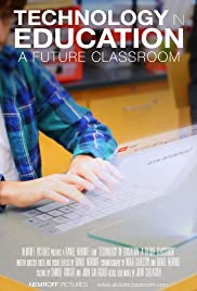 Technology in Education: A Future Classroom Poster