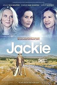 Holly Hunter, Carice van Houten, and Jelka van Houten in Jackie (2012)