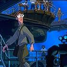 Michael J. Fox in Atlantis: The Lost Empire (2001)