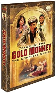 HD movies downloaded Tales of the Gold Monkey [720