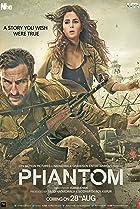 Phantom (2015) Poster