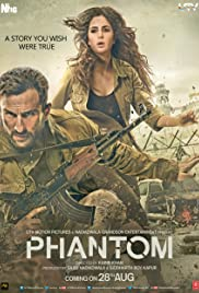 Phantom (2015) Poster - Movie Forum, Cast, Reviews