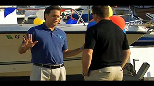 When C.J.'s used boat lot struggles he hires Johnny, an experienced salesman, to try and turn things around - unfortunately Johnny is also a sociopath and his sales tactics are crazy and completely illegal.