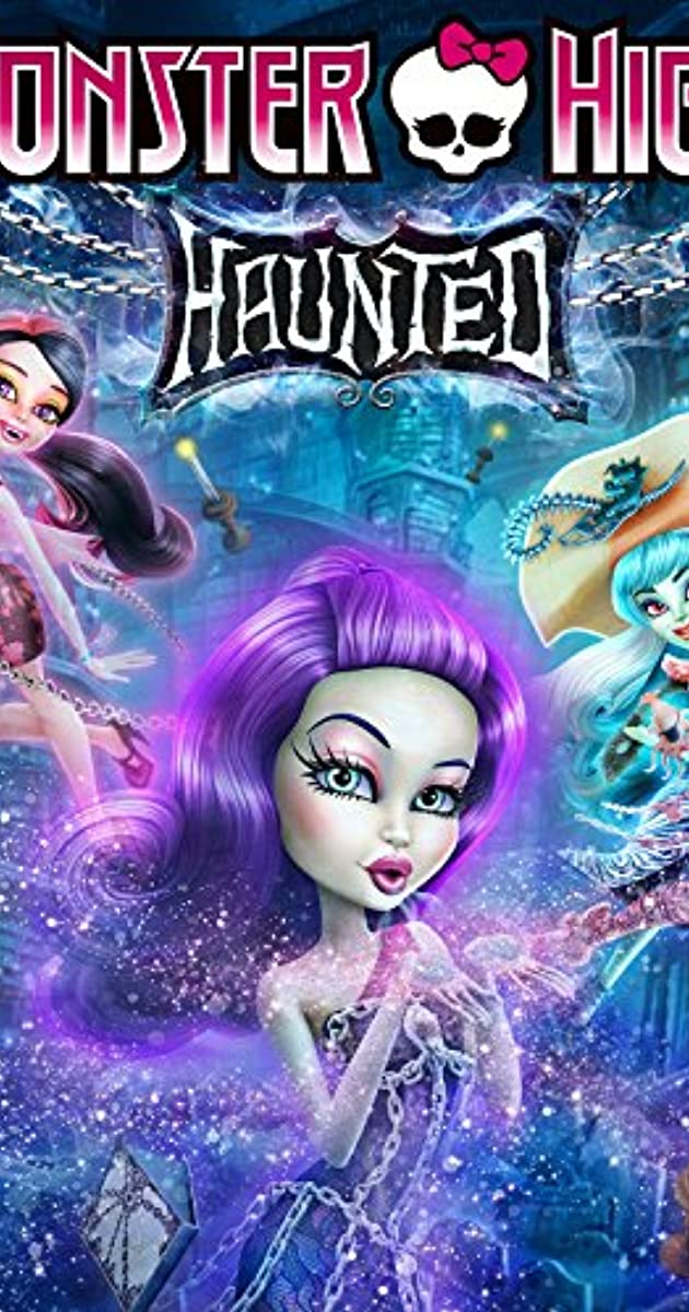 Subtitle of Monster High: Haunted