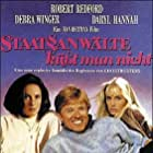 Daryl Hannah, Robert Redford, and Debra Winger in Legal Eagles (1986)