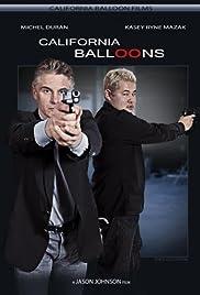 California Balloons Poster