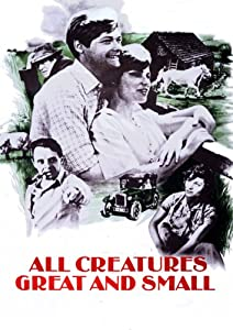 Hollywood movie for mobile download All Creatures Great and Small [flv]
