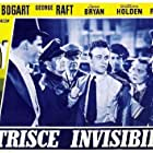 William Holden, Bruce Bennett, Jane Bryan, and Ralph Dunn in Invisible Stripes (1939)