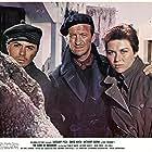 David Niven, James Darren, and Gia Scala in The Guns of Navarone (1961)