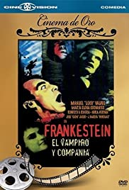 Frankestein el vampiro y compañía Poster
