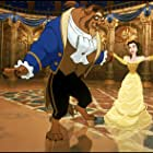 Robby Benson and Paige O'Hara in Beauty and the Beast (1991)