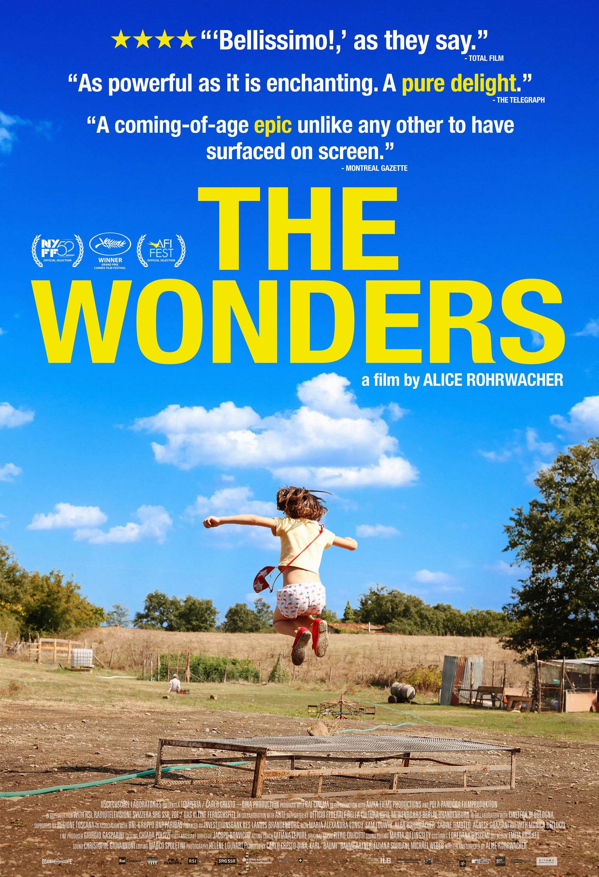 The Wonders (2014) - IMDb