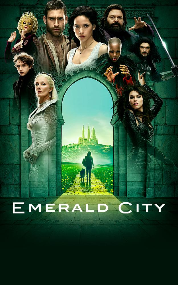 دانلود زیرنویس فارسی سریال Emerald City