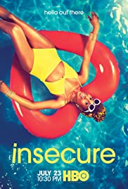 Insecure Poster - TV Show Forum, Cast, Reviews