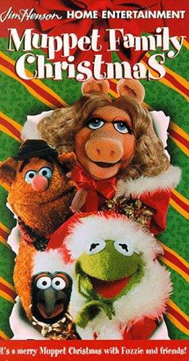 Muppet Christmas.A Muppet Family Christmas Tv Movie 1987 Imdb