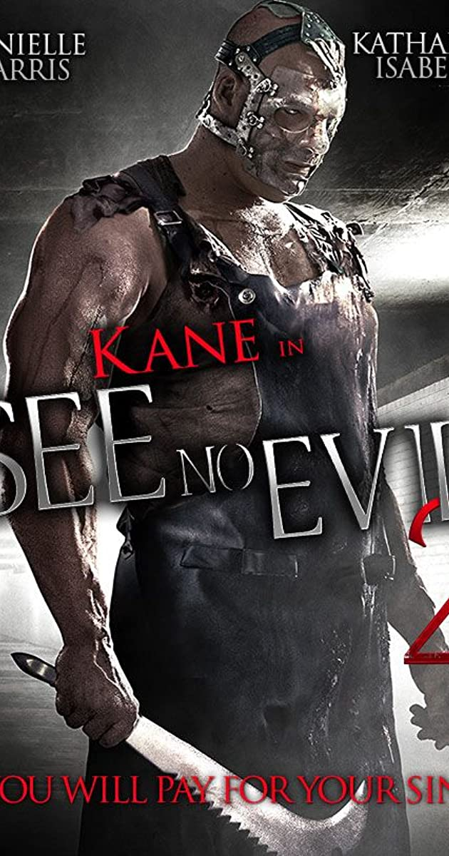 Subtitle of See No Evil 2