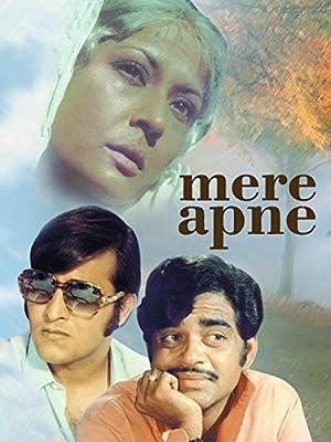 Gulzar (screenplay) Mere Apne Movie