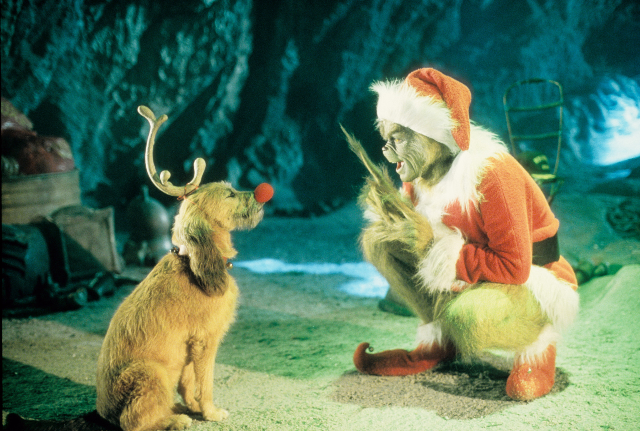 How the Grinch Stole Christmas (2000) - Photo Gallery - IMDb