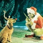 Jim Carrey and Kelley in How the Grinch Stole Christmas (2000)
