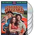 Catherine Bach, John Schneider, and Tom Wopat in The Dukes of Hazzard (1979)