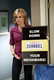 Slow Down Your Neighbors Poster