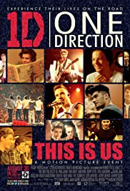 One Direction: This Is Us (2013) Poster - Movie Forum, Cast, Reviews