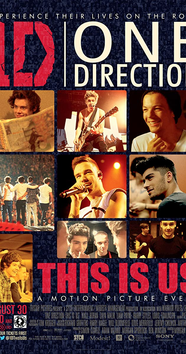 One Direction: This Is Us (2013) - Soundtracks - IMDb
