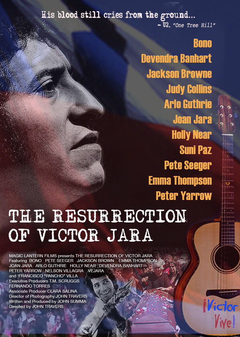 The Resurrection Of Victor Jara 2015