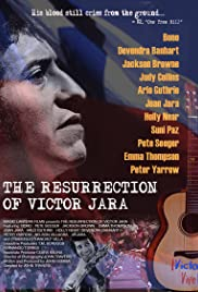The Resurrection of Victor Jara Poster