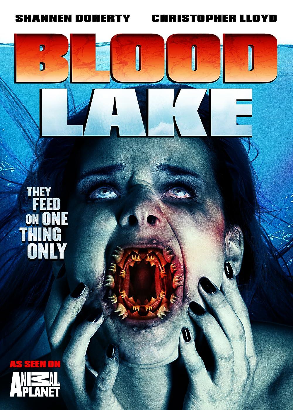 Blood Lake: Attack of the Killer Lampreys 2014 Hindi Dual Audio 300MB BluRay Download