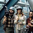 Michael Douglas, Jane Fonda, and Daniel Valdez in The China Syndrome (1979)