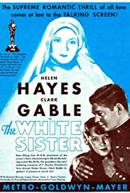 Clark Gable and Helen Hayes in The White Sister (1933)