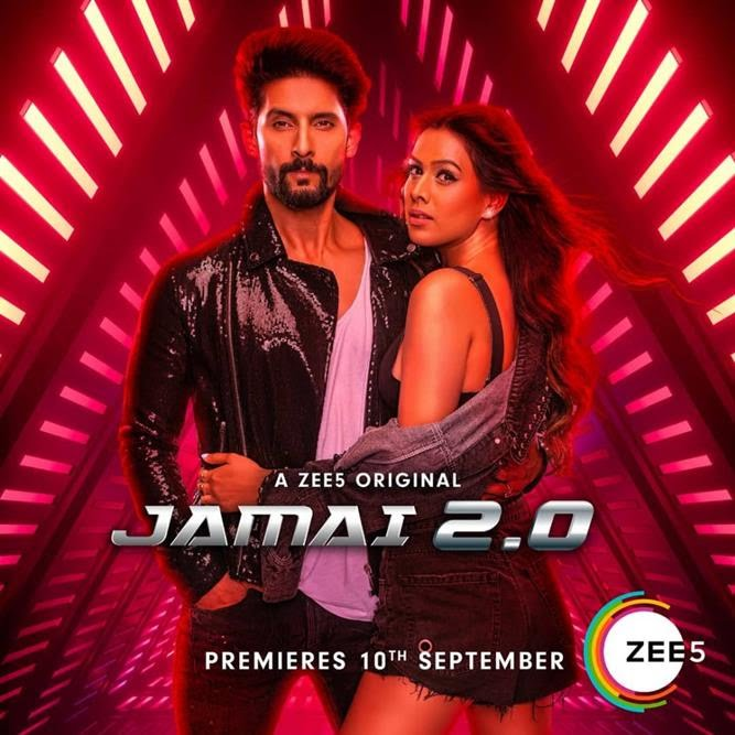 18+ Jamai 2.0 (2019) S01 Hindi Zee5 Original Complete Web Series HDRip 600MB
