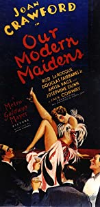Watching japanese movie Our Modern Maidens USA [mpg]