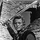 Kirk Douglas in The Vikings (1958)