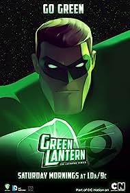 Josh Keaton in Green Lantern: The Animated Series (2011)