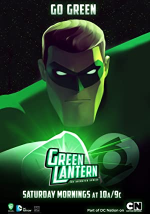 Green Lantern: The Animated Series : Season 1 WEB-DL 720p | [Complete]