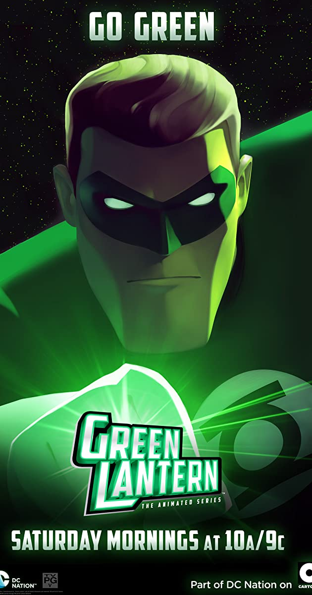 Green Lantern: The Animated Series (TV Series 2011–2013) - IMDb