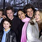 Nathan Crooker, Rosario Dawson, Amy Redford, Brendan Sexton III, Stephen Marshall, and Brett DelBuono at an event for This Revolution (2005)