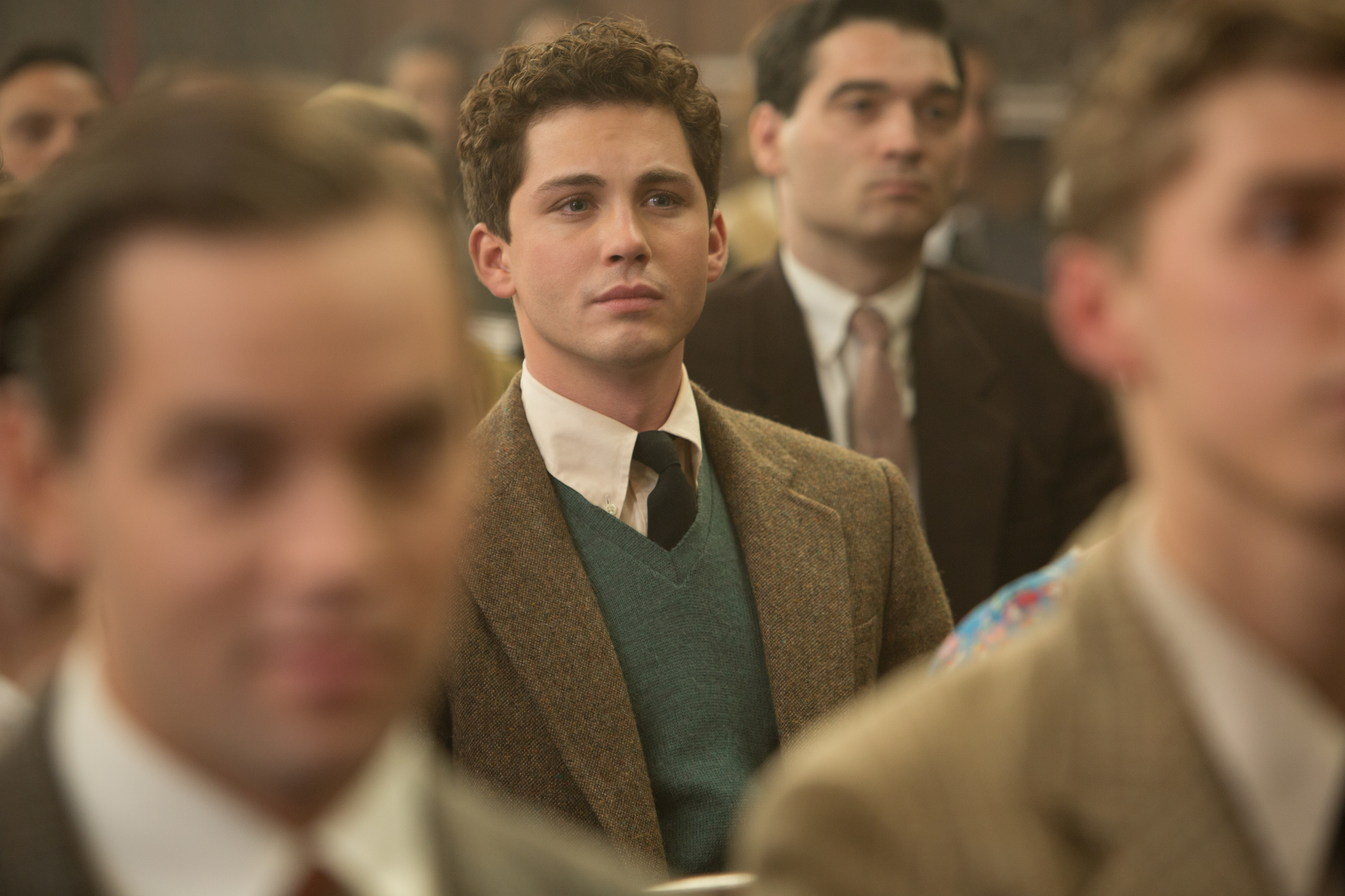 Logan Lerman in Indignation (2016)