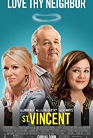 Bill Murray, Melissa McCarthy, and Naomi Watts in St. Vincent (2014)