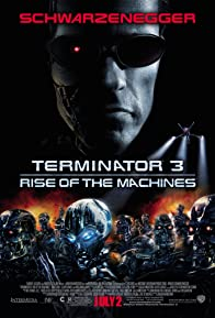 Primary photo for Terminator 3: Rise of the Machines