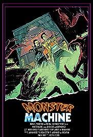 Monster Machine Poster