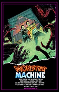 Watch free latest online hollywood movies Monster Machine by Christopher Livingston [720px]