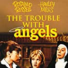 Hayley Mills, June Harding, and Rosalind Russell in The Trouble with Angels (1966)