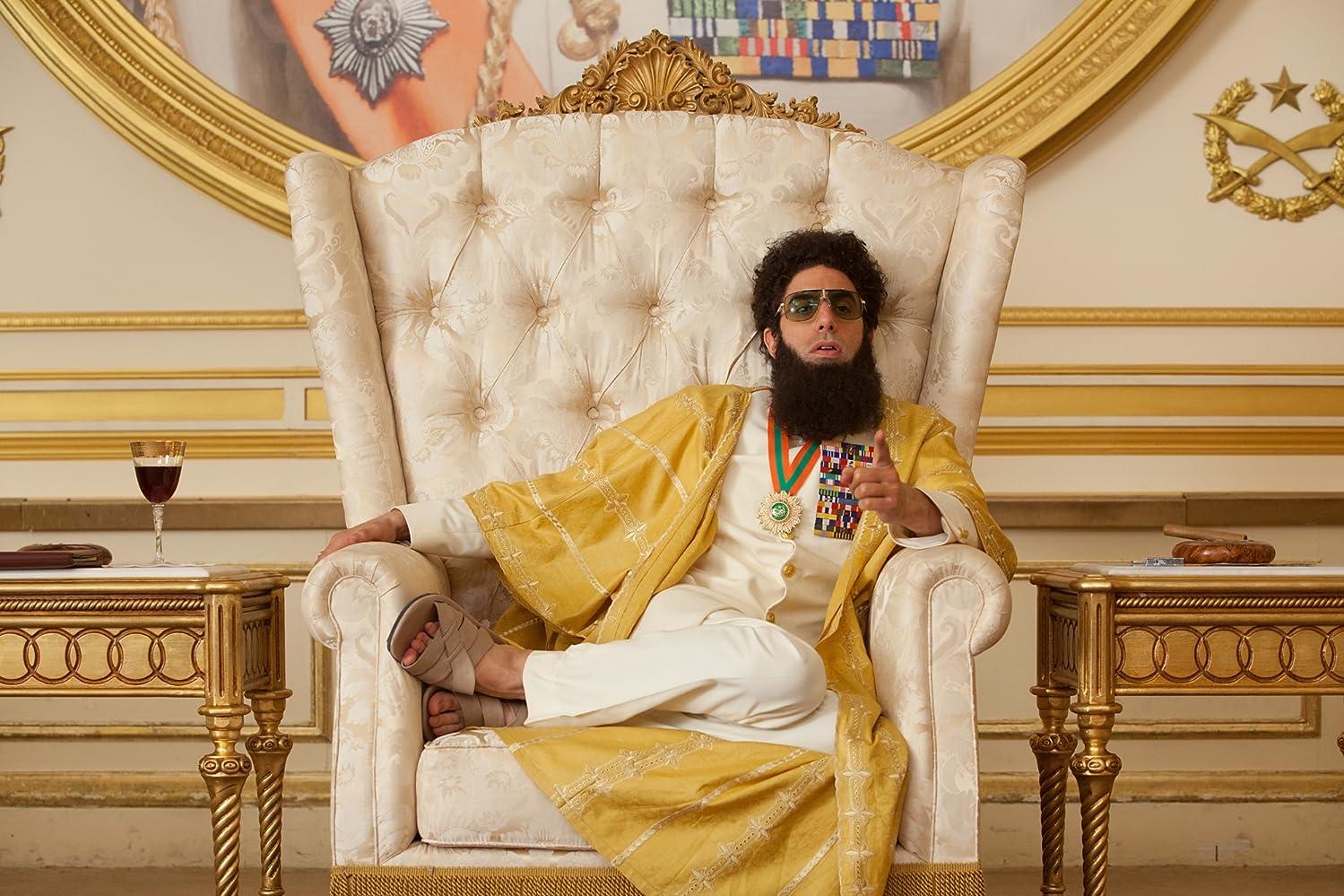 دانلود فیلم the dictator